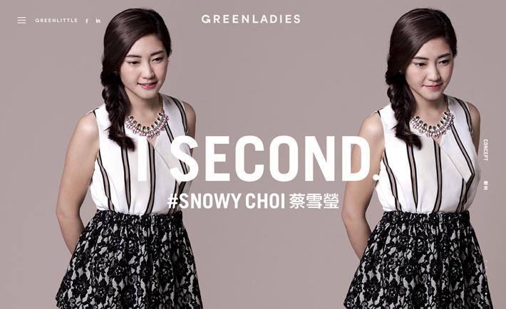 GREENLADIES-SnowyChoi