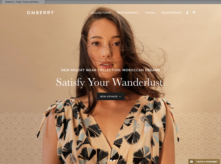 Omberry Resortwear 1